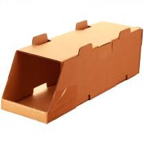"17-3/4"" x 5-1/2"" x 5-1/2"" Cardboard Bin"