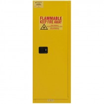 22 Gallon Capacity FM Approved Flammable Safety Cabinet with Manual Closing Doors