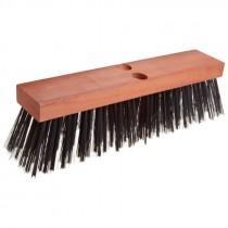 "16"" Carbon Steel Asphalt Broom"