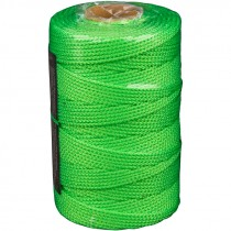 #18 x 500' Nylon Mason Twine - Fluorescent Green
