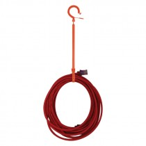 "19-7/10"" Large Locking Tie Hook"