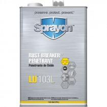 Sprayon™ Liqui-Sol™ Rust Breaker® Penetrant - 1 Gallon Refill