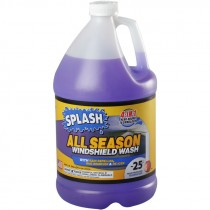 All-Season Anti-Freeze De-Icing Windshield Washer Fluid, 1 Gallon Jug