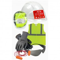 Basic 5 Piece New Hire Kit, Large/X-Large
