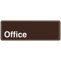 "3"" x 9"" Office DECO-SHIELD™ Sign"