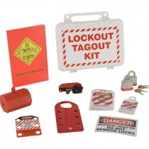Lockout/Tagout Box Kit