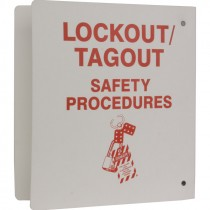 LOCKOUT/TAGOUT BINDER 1-1/2 IN. ENGLISH