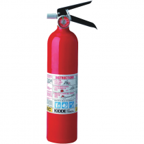 2-1/2 lb ABC Fire Extinguisher, Rechargeable, Aluminum Body,  Vehicle Mount