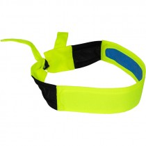 Cooling Headband, Hi-Vis Yellow