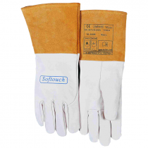 Goatskin TIG Welding Glove, X-Large