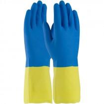 X-Large Neoprene Gloves - 19 Mil
