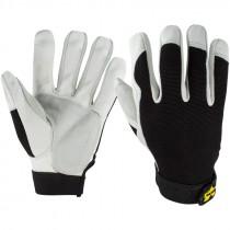 Goatskin Leather Utility Glove, X-Large