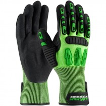 HPPE Maximum Safety® Tuffmax3 Cut and Puncture Resistant Gloves, Medium