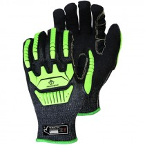 TenActiv™ Glove, TPR Back, Nitrile MicroSurface Grip, X-Large