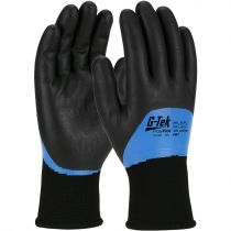 NITRILE COATED WATERPROOF POLYKOR THERMAL GLOVES