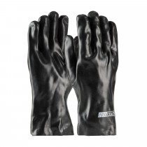 8030  12 IN. SINGLE-DIPPED PVC GLOVES SMOOTH FINISH  MENS