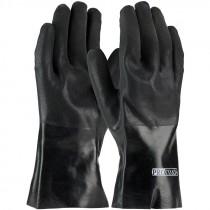 "8130DD 12"" Double Dipped PVC InterLock Gloves"
