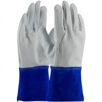 "4854-L Large Goatskin MIG/TIG Welding Gloves with 4"" Cuff"
