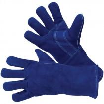 7018 Blue Kevlar Shoulder Grade Welders Gloves