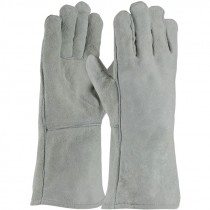 888 Gray Shoulder Grade Welding Gloves