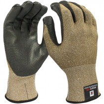 PerfoTek™ Cut & Puncture Glove, Polyurethane Coated Palm, Medium