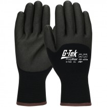PVC COATED POLYCORE THERMAL GLOVES