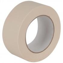 """1"""" x 60 Yd General Purpose Masking Tape, 5.0 Mil, Natural"""