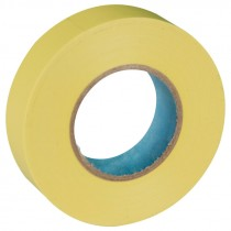 "3/4"" x 20 Yards Yellow Electrical Tape"