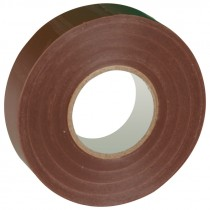 "3/4"" x 20 Yards Brown Electrical Tape"