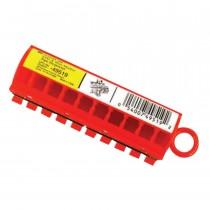 3M™ ScotchCode™ Wire Marking Tape, 0-9, Polyester Film in Dispenser