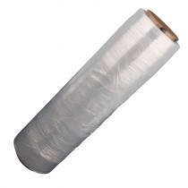 "17.7"" x 1476' (45cm x 450m) Ultra High Performance Stretch Wrap"