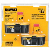 18V XRP Dewalt® Replacement Battery 2 Pack Combo