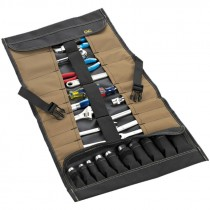 32 POCKET TOOL ROLL POUCH