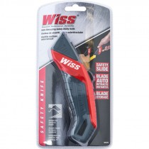 Wiss® Auto-Retracting Safety Utility Knife