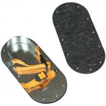 ASPHALT SHOES W/ FELT SOLES