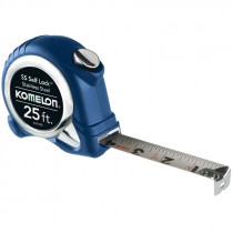 "Komelon 25' x 1"" Self Lock™ Stainless Steel Blade Tape Measure"