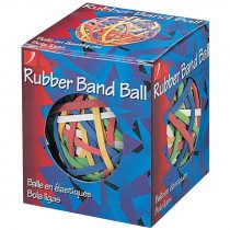 RUBBER BAND BALL - 260 RUBBER BANDS