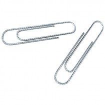 NON SKID PAPER CLIPS 1000/BOX