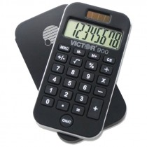 8 DIGIT LCD 900 POCKET CALCULATORANTIMICROBIAL