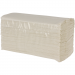 Center Fold Bleached Towels - 12 Packs per Case