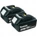18V Makita® Lithium-Ion Battery 2/Pack 3.0Ah