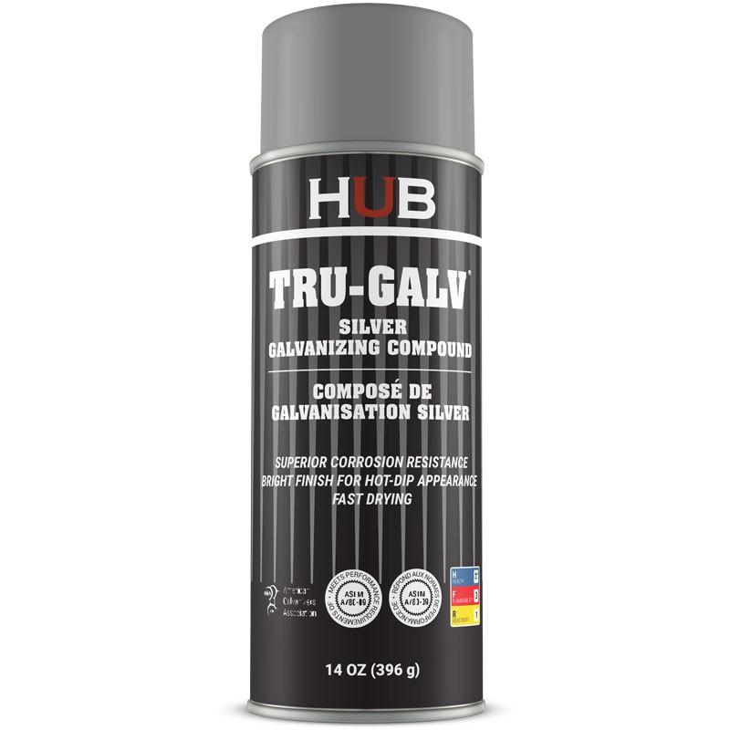 TRU-GALV™Silver Galvanizing Spray Paint