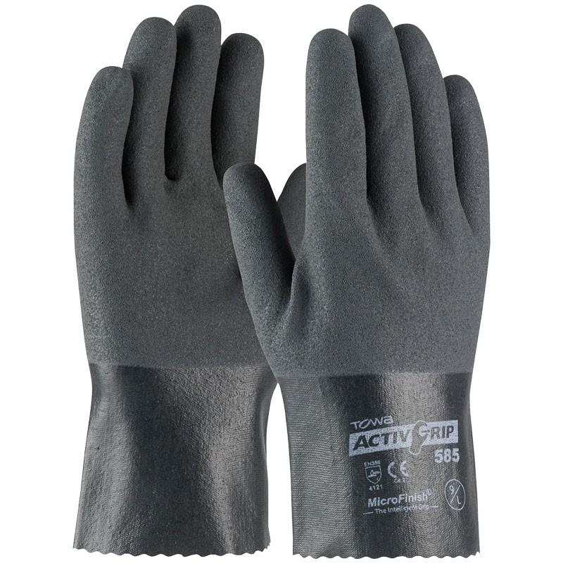 AG585-L Large Activity Grip Nylon Gloves