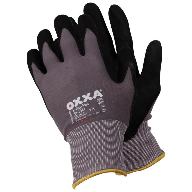 51-290/XL X-Large Pro-Flex Nitrile Coated Micro Foam Gloves