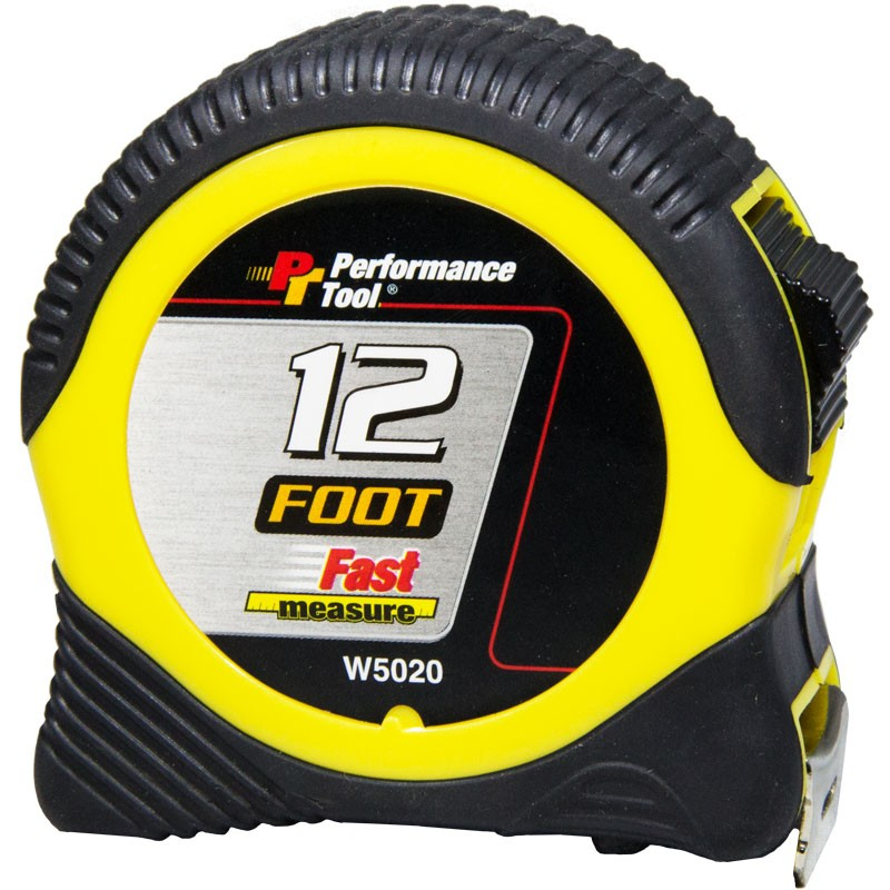 "12' x 1/2"" E-Z Read Tape Measure"