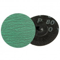 "3"" 60# Grit Type R Zirconium Quick Change Disc"