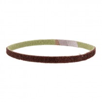 1/2 X 24 Maroon Surface Conditioning Belt