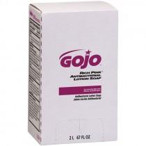 GOJO PINK ANTIBACTERIAL LOTION SOAP2000ML