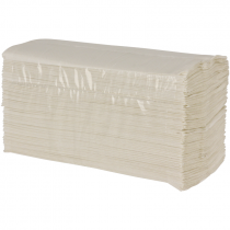 Center Fold Bleached Towels - 200 Sheets
