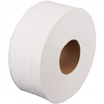 "9"" 2 Ply Jumbo Toilet Tissue, 1,000' Per Roll"
